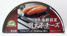 小岩井海鮮前菜明太子チーズ