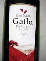 ワインGallo