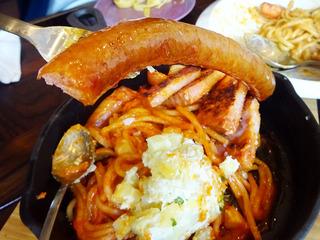 「Garden Pasta Cafe ONS」