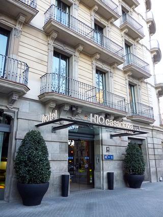 バルセロナ旅行:ホテル