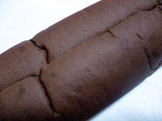 黒いフランスネーブルカスタード