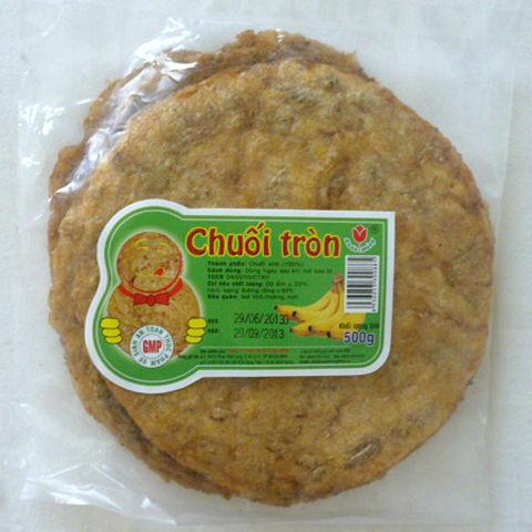 ベトナム旅行:chuoi tron