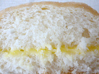 Wりんごのメープルメロンパン