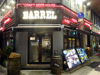 「BARREL」