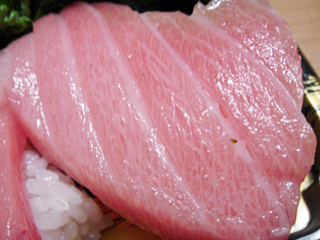 まぐろづくし&まぐろほほ肉寿司