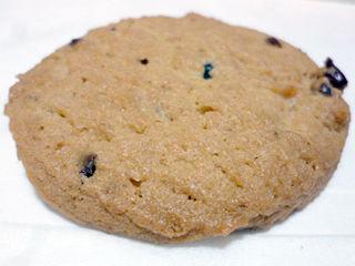 ブルーベリー&クランベリークッキー