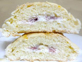 アサイーメロンパン