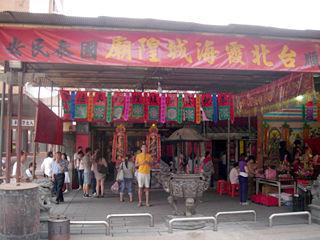 台北旅行(迪化街)