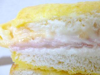 フレンチトーストサンド<ハムチーズ>