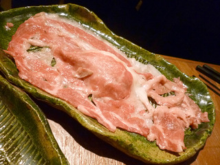 「バル肉寿司」
