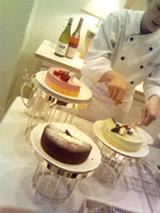 結婚式デザート2