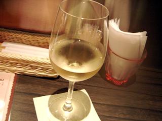 「スタンディング・グリル・ワイン百」ワイン