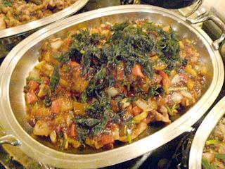 「チェディルアン」料理