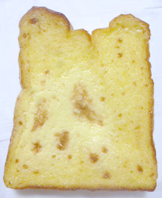 チーズトースト3種のチーズ
