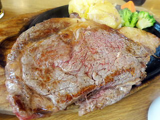 「ステーキのどん」