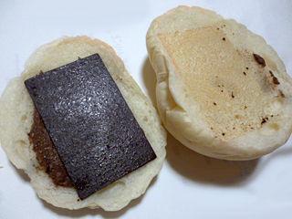 板チョコサンド