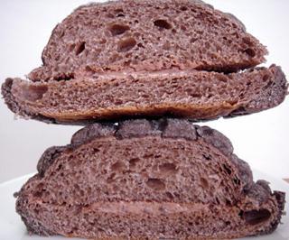 チョコホイップメロンパン