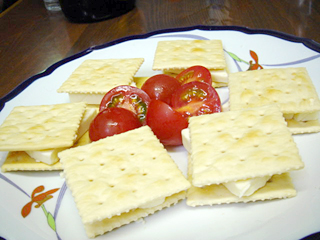 「かきぞの」チーズ