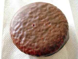 チョコパイ<練乳いちご>