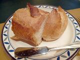 「西洋懐石 アンシャンテ」パン