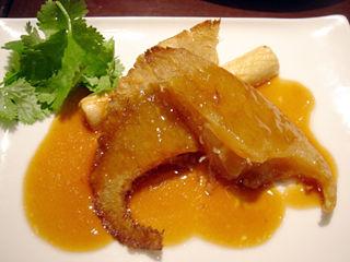「Chinese Restaurant 都来」フカヒレ