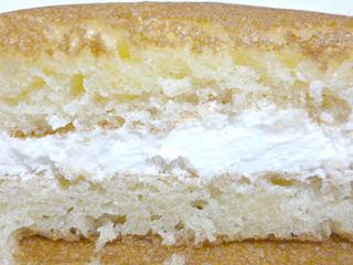たっぷりホイップのパンケーキ