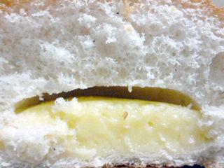 紅茶とレモンのクリームパン
