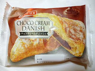 チョコクリームデニッシュ