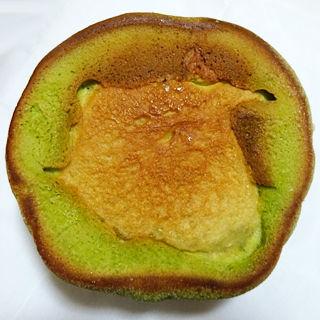 宇治抹茶メロンパン