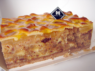 ヒロタアップルケーキ