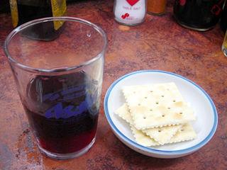「時」ワインとチーズ