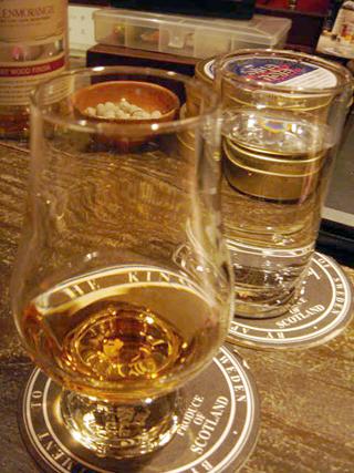 「Bar.come」ウイスキー