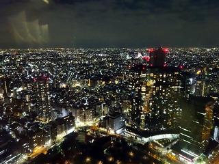 東京都庁北展望室