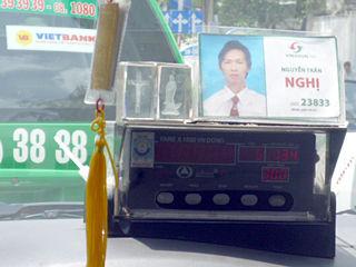 ベトナム旅行:タクシー&バス