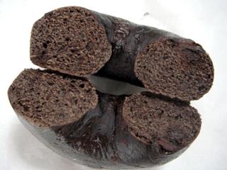 Wチョコベーグル