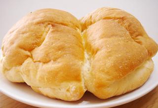 大きな2色フランスパン