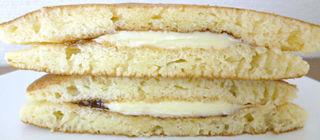 もちっとホットケーキ<メープル&マーガリン>