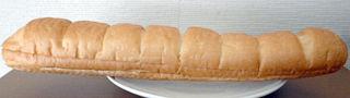フランスパンサンド<粒ピーナッツ>