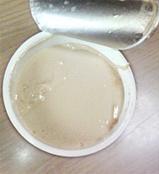 白ごま&きな粉プリン3