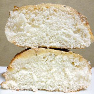 大きなチーズパン(焼肉のタレ風味)