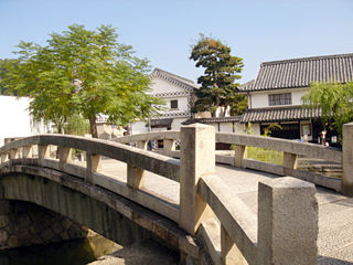 岡山旅行(倉敷美観地区)