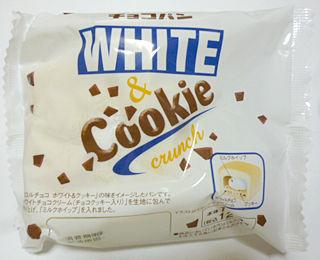 チロルチョコパン<ホワイト&クッキー>