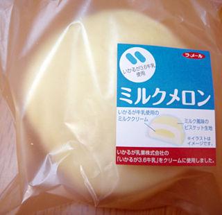 ミルクメロン