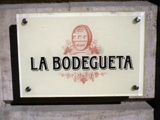 「LA BODEGUETA」