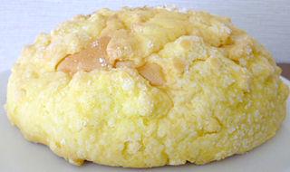 レモン風味パン<レモン風味ホイップ入り>