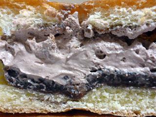 今川焼き風パン<もち食感チョコクリーム