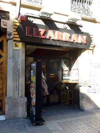 「LIZARRAN」