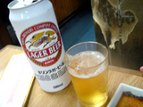 「上田酒店」缶ビール