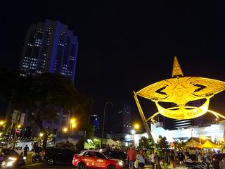 クアラルンプール中華街と寺院