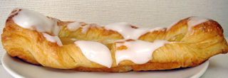 スイート青森産リンゴのデニッシュ